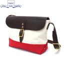 일본 국내 무료 우송 ・ 대금 상환 수수료 무료 정품 판매점 HERITAGE LEATHER CO. (ヘリテージレザー) NO.8036 Mini Shoulder Bag (미니 숄더백) Natural/Red HL049