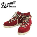 (Danner) DANNER THREE WOOD another note MOUNTAIN TRAIL mountain trail BURGUNDY SUEDE Burgundy Suede (Burgundy) boots fs3gm