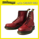Shipping & cash on delivery fee free regular handling shop Dr.Martens Dr. Martens 1460 BOOTS 8EYE 8 hole boots CHERRY RED cherry red fs3gm