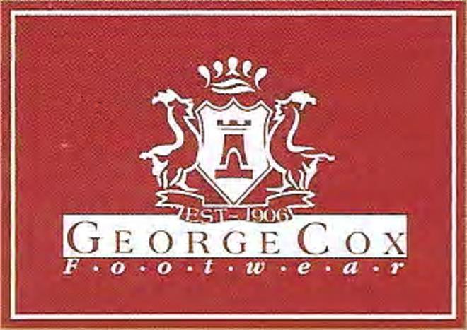 ジョージコックス正規取扱店THREE WOOD