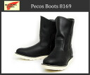 Shipping & cash on delivery fee free regular handling Shop Red Wing (Redwing Red Wing) 8169 9 inch PECOS BOOTS (Pecos) black