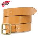 일본 국내 무료 우송 ・ 대금 상환 수수료 무료 정품 판매점 RED WING (레드 윙) 96563 Leather Belt (가죽 벨트) 40mm Tan