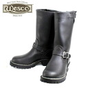 Regular dealer postage, collect on delivery fee free of charge Wesco waste co-Boss boss Black,11height,#100 sole,Black ink,Nickle Buckle BS53fs3gm