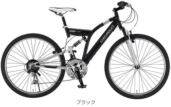 自転車の シボレー 自転車 26インチ : Chevrolet Mountain Bike