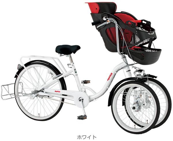 自転車の 電動3輪自転車 前2輪 : 人乗り対応モデル】【送料 ...