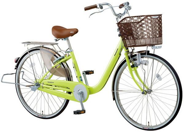 ... ママチャリ。お買い物自転車