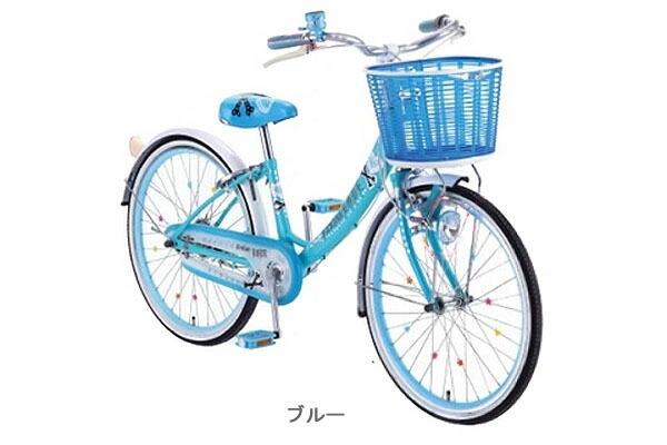 自転車の 自転車 24インチ 女の子 安い : LOVE 24ピコリーナラブ (24インチ ...