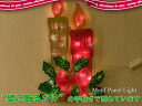 LE061 candle lights panel lights ◆ Christmas lighting