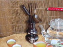 Flower carving tea ceremony tool set