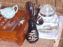 Vase tea ceremony tool set