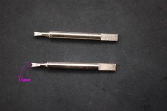 ベルジョン6825用 両つかみ式バネ棒外し替え先 汎用品