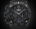 "328 EDOX 10306-37NR-GIR ""CLASS-1 ICEMAN III Limited Edition world limited """