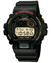 "CASIO  G-SHOCK DW-6900B-9 ""FOXFIRE""  fs04gm"