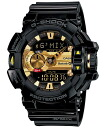 "CASIO G-SHOCK GBA-400-1A9JF ""G'MIX (G mixture) """