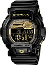 "CASIO g-shock GD-350BR-1JF ""Garish Gold Series"""