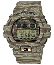 "CASIO g-shock GD-X6900TC-5JF ""Camouflage Series (series camouflage)"""