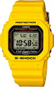 "CASIO G-SHOCK GW-M5630E-9JR ""G-SHOCK 30th Anniversary Lightning Yellow """