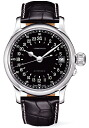 "LONGINES L2.751.4.53.4 ""Heritage/The Longines twenty-four Hours"""
