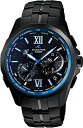 "OCW-S2400B-1AJF CASIO OCEANUS ""Manta smart access with BLACK MANTA"""