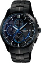 "500 CASIO OCEANUS OCW-S3001B-1AJF ""BLACK MANTA world limited """"Manta smart access-based"""