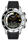 """TISSOT T026.420.17.281.00 """"TOUCH COLLECTION Sea-Touch"""""""