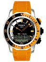 "TISSOT T026.420.17.281.02 ""TOUCH COLLECTION Sea-Touch"""