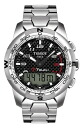 "TISSOT T047.420.44.207.00 ""TOUCH COLLECTION T-TOUCH II Titanium"""