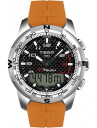 "TISSOT T047.420.47.207.01 ""TOUCH COLLECTION T-TOUCH II Titanium"""