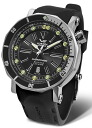 """VOSTOK EUROPE NH 35A-6205210 """"LUNAHOD-2 automatic lines"""""""