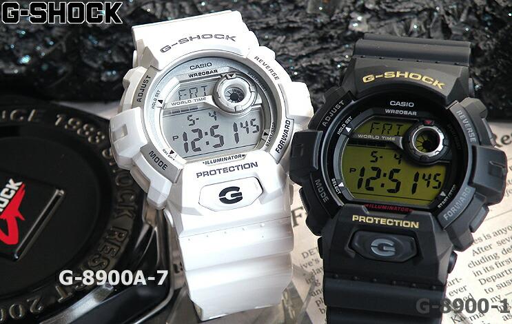 часы casio g shock выставить время если носите