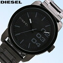 DIESEL / diesel DZ1371/watches / mens / waterproof / analog/brand