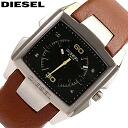 DIESEL/ diesel DZ1628 watch leather