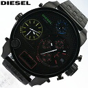 DIESEL / diesel DZ7266/watches / mens / waterproof / an analog-digital and brand