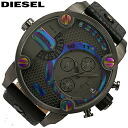 DIESEL / diesel DZ7270 / watches / mens / waterproof leather