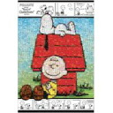 31-367 mosaic Snoopy and Charlie brown (Snoopy) 1,000 pieces