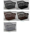 Back fixed basket RB-90P dark gray 05P12Jul14 made by plastic for sen tongue industry bicycles