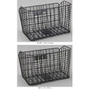 Basket bottom でかーご wire mesh type GH-C430 BL-MTL, black metal 02P31Aug14 for sen tongue industry bicycles