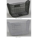 Basket mesh basket D-50MM GR-01, dark gray 05P12Jul14 where sen tongue industry bicycle use super ... is wide