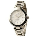 FG-1201-8 white shell X silver 05P20Sep14 with the Forever( forever) watch date
