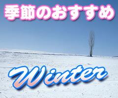 季節のおすすめ品(冬)