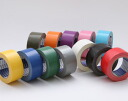 Cloth packing tape color white, black / red / yellow / blue / green / silver / olive / orange / grape / peach / soda