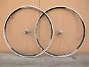 Stan's NOTUBES X SHIMANO DURA-ACE road tubeless set before and after wheel