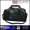 ★ campaigns conducted during ★ Belding travel bag black (HBBS-0021)