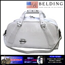 ★ campaigns conducted during ★ Belding travel bag white (HBBS-0022)