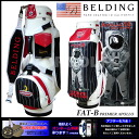 FAT-B APOLLO 8.5 type (HBCB-85031) caddie bag