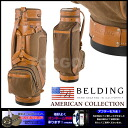 ★ campaign underway ★ Belding XL STAFFTABACCO9.5-Caddy bag ( HBCB-950006).
