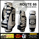 CATALINA (カタリナ) Route 66 8.5 type (CB85049) caddie bag
