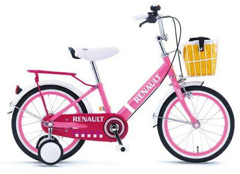 RENAULT 16インチ子供用自転車 ...