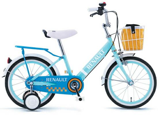 自転車の ルノー 自転車 24インチ : RENAULT 16インチ子供用自転車 ...