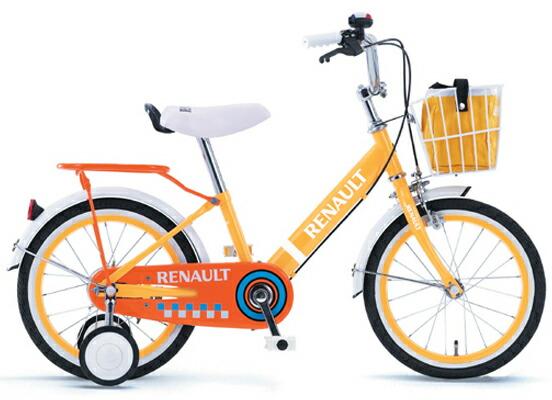 自転車の キッズ 自転車 おしゃれ 16インチ : RENAULT 16インチ子供用自転車 ...